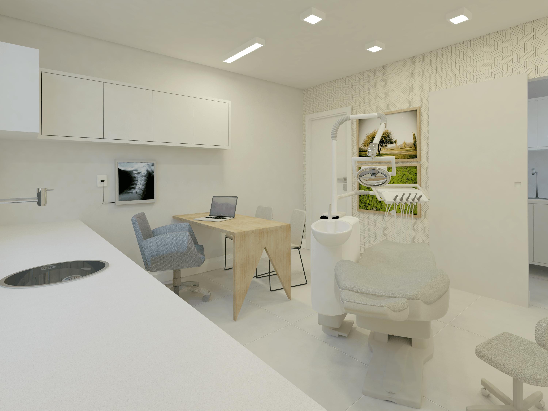 sala atendimento dentista