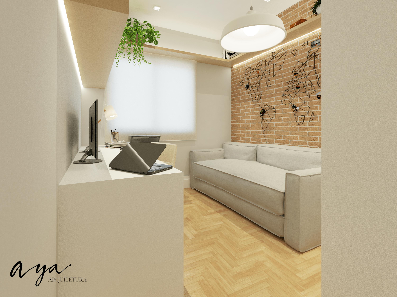 Home Office Tatuapé 2