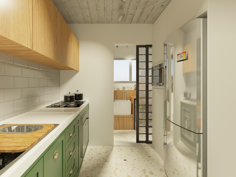 Cozinha 2pq